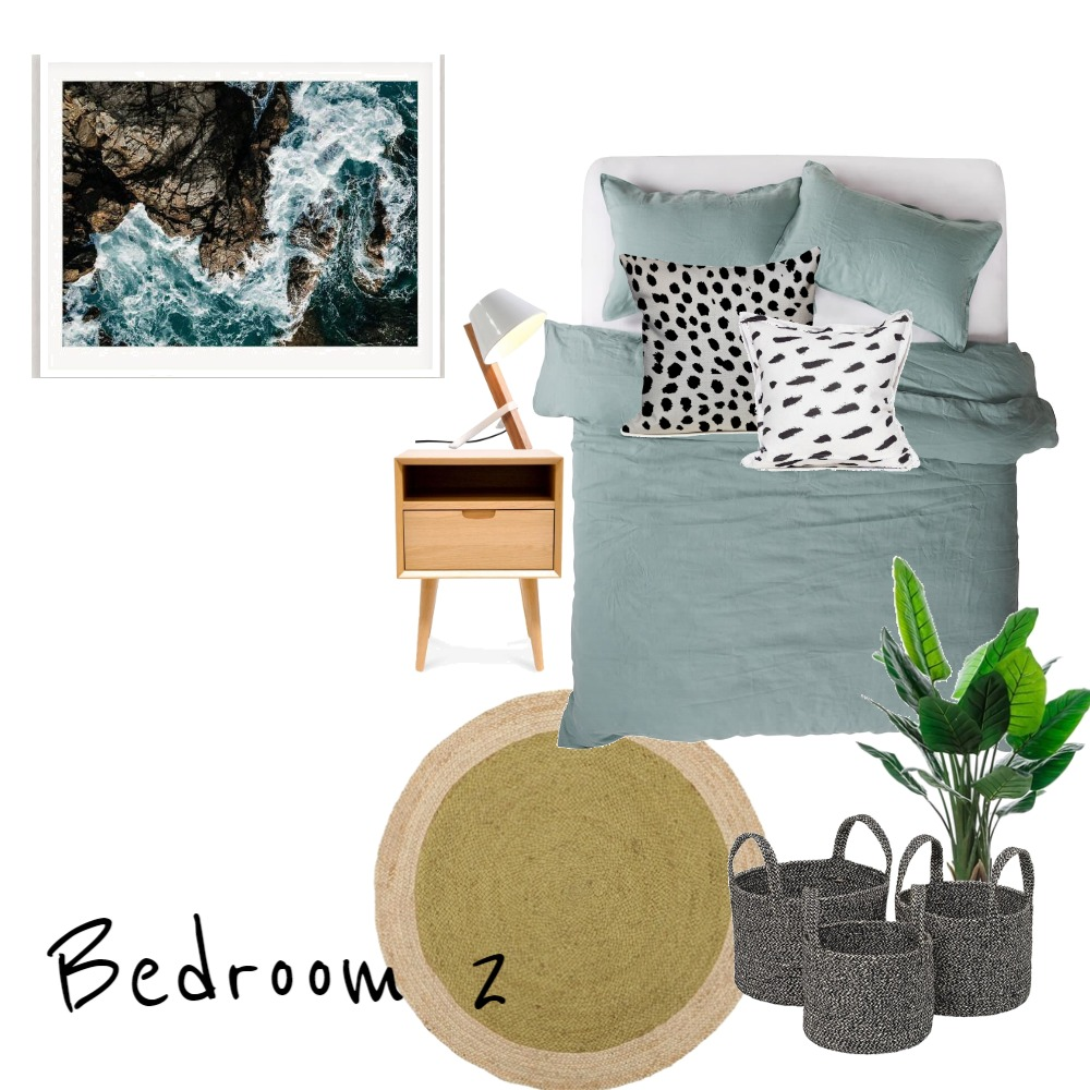 Belmont Bed 2 Interior Design Mood Board by Marlowe Interiors on Style Sourcebook
