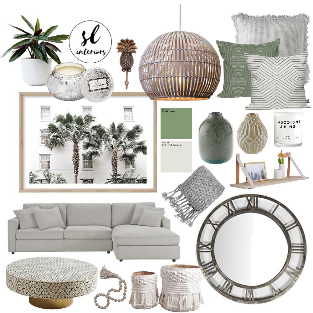 Coastal living Interior Design Mood Board by Shannah Lea Interiors on Style Sourcebook