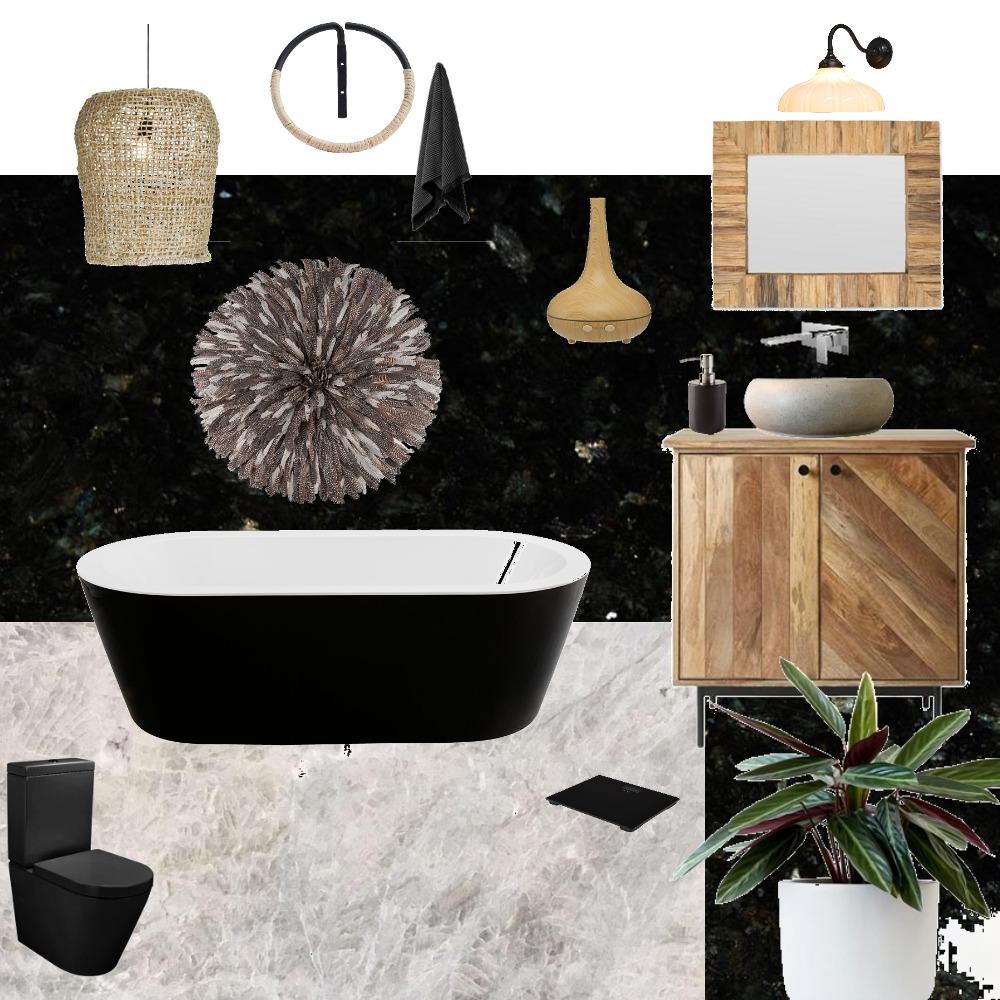 Bathroom moodboard Interior Design Mood Board by AainaVirmani on Style Sourcebook