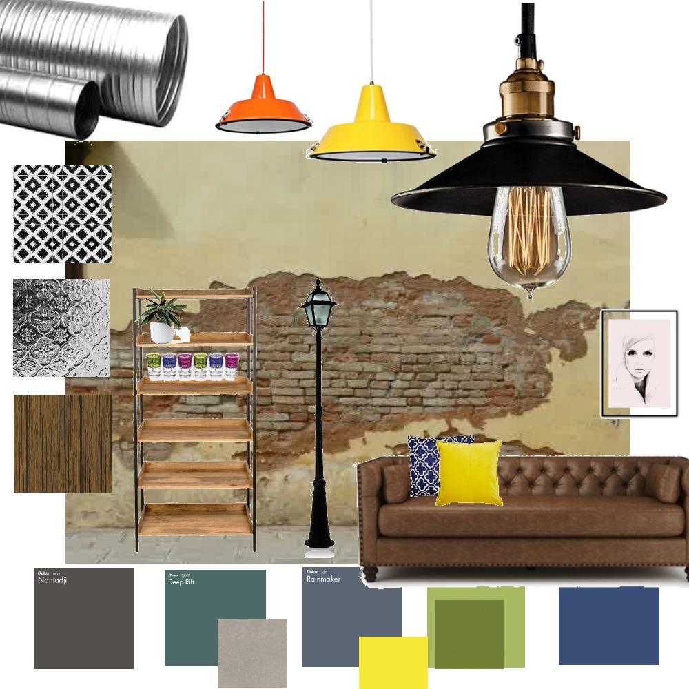 מקום בילוי 2 Interior Design Mood Board by moshe40 on Style Sourcebook