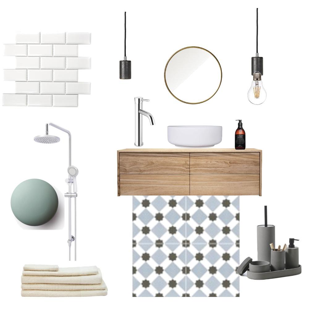 baie apartament Interior Design Mood Board by adrianamihaelascrob on Style Sourcebook