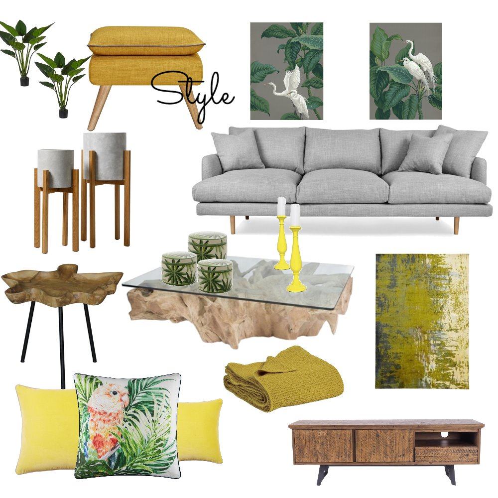 sam Interior Design Mood Board by samsm on Style Sourcebook