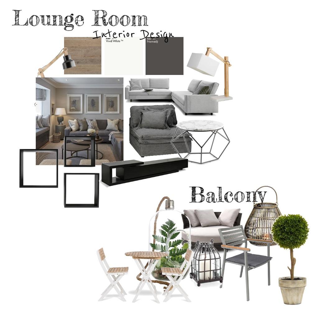 Lounge & Balcony Interior Design Mood Board by ElishaCelis on Style Sourcebook