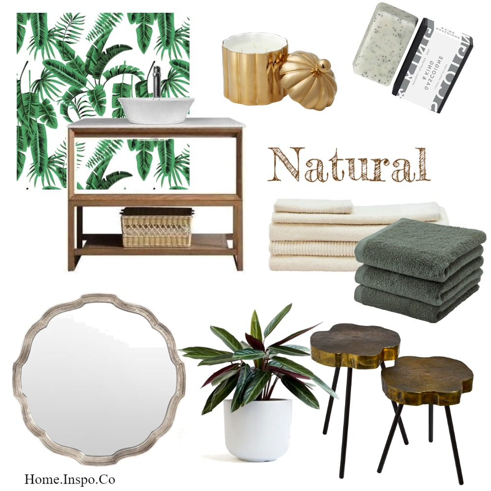 Natural Interior Design Mood Board by Home.Inspo on Style Sourcebook