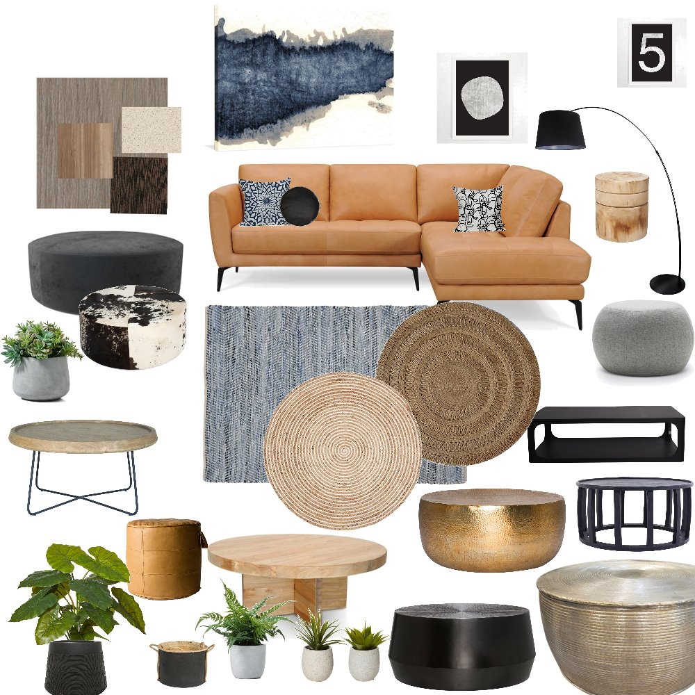 Apartment Living 1 Interior Design Mood Board by minimay on Style Sourcebook