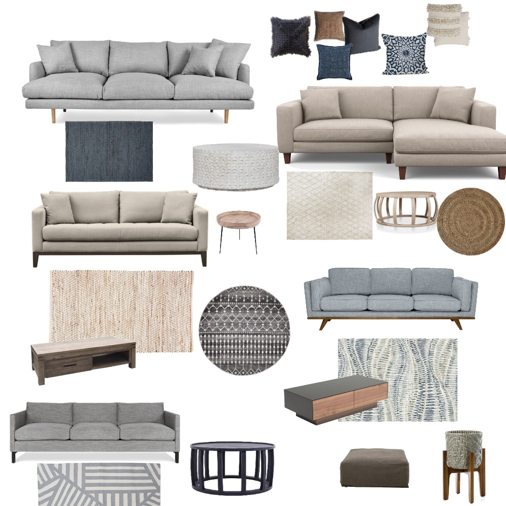 Apartment Living 3 Interior Design Mood Board by minimay on Style Sourcebook