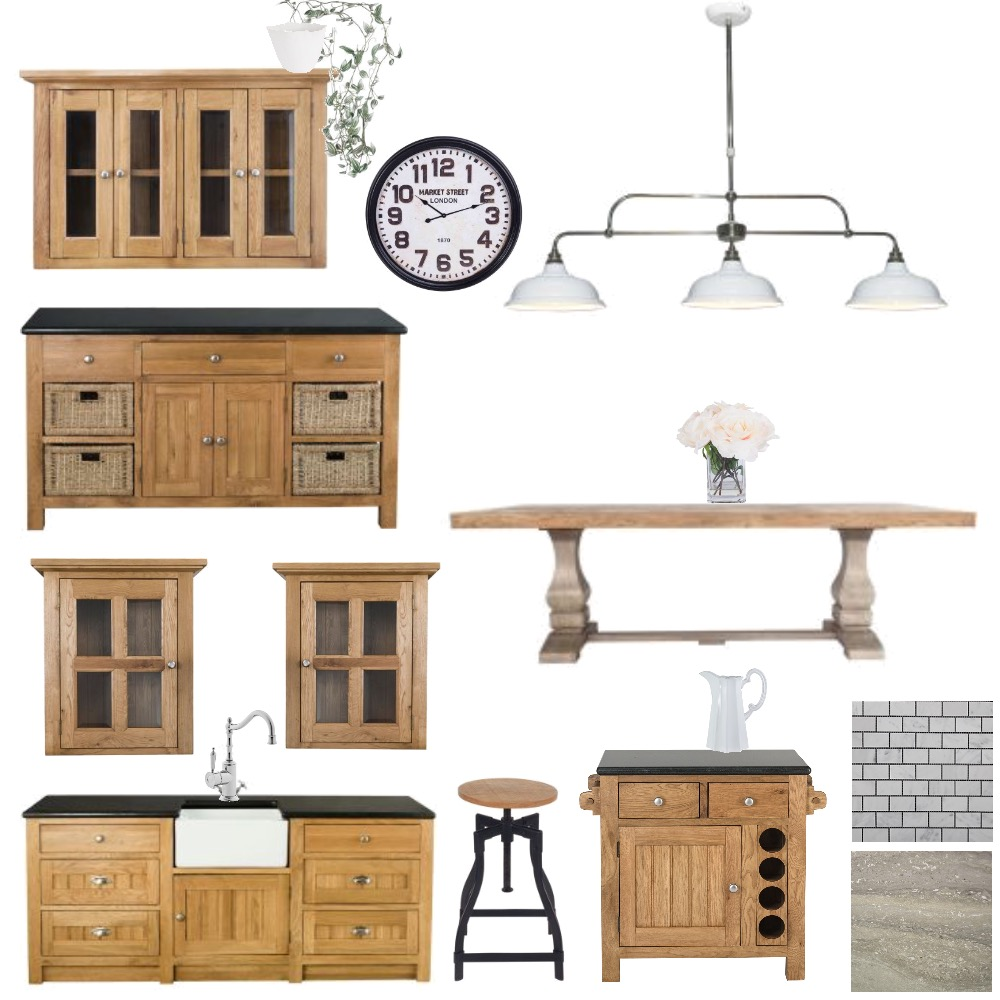 Country kitchen Interior Design Mood Board by tj10batson on Style Sourcebook