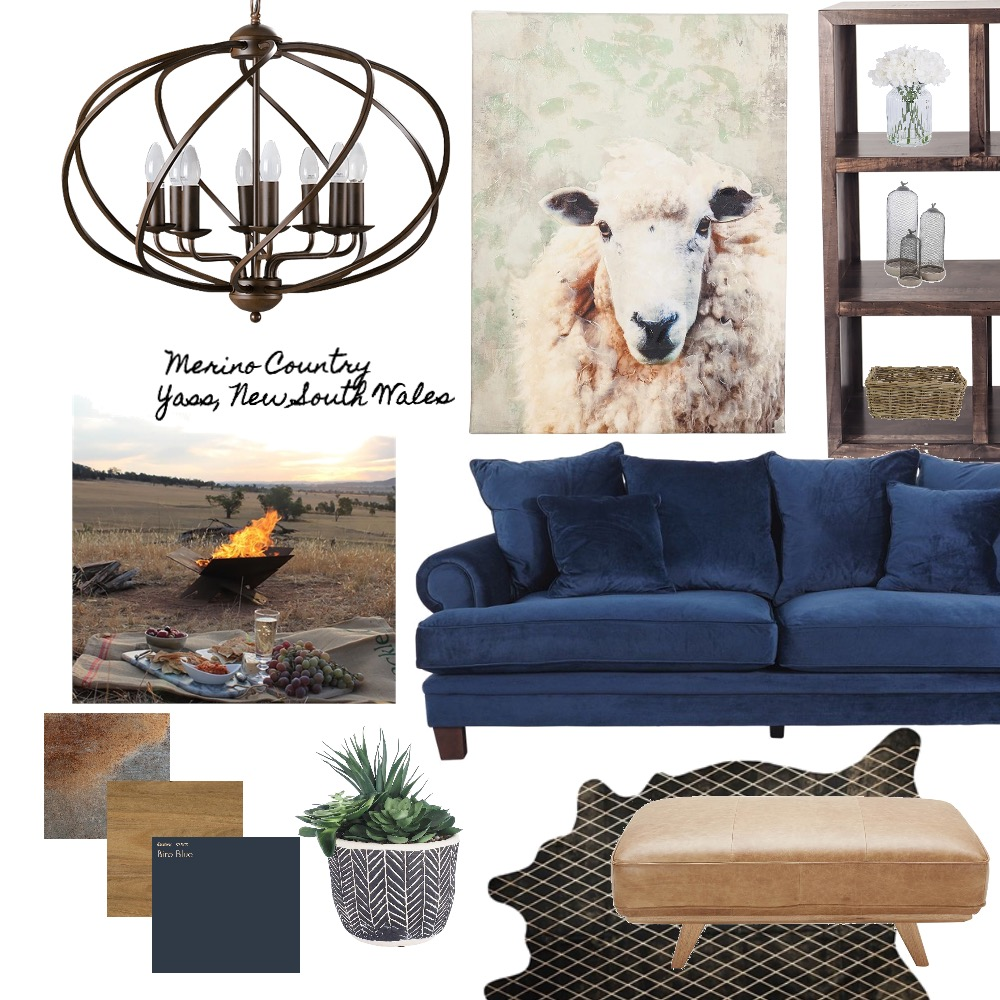 Yass - Country Retreat Interior Design Mood Board by Becduncs on Style Sourcebook