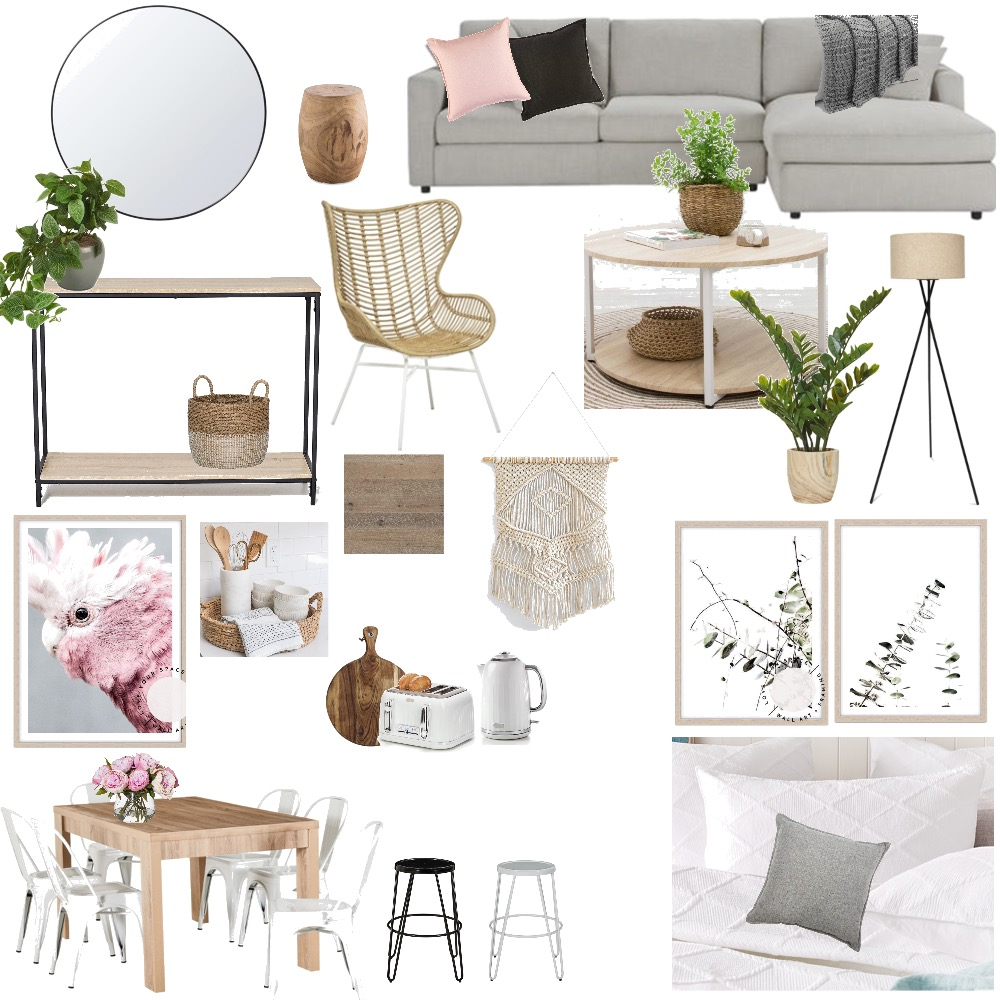 HOME Interior Design Mood Board by pruee on Style Sourcebook