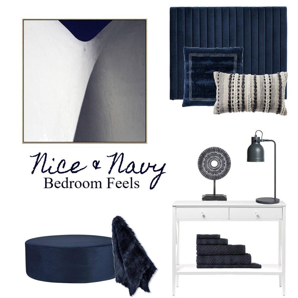 Nice & Navy Interior Design Mood Board by Tara Watson on Style Sourcebook