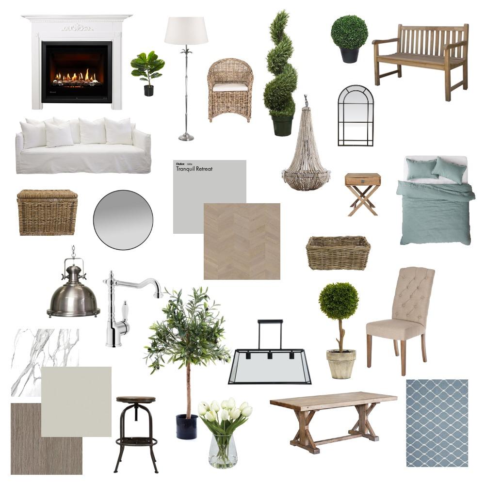 Hamptons Interior Design Mood Board by WaldorfGrangeBuild on Style Sourcebook