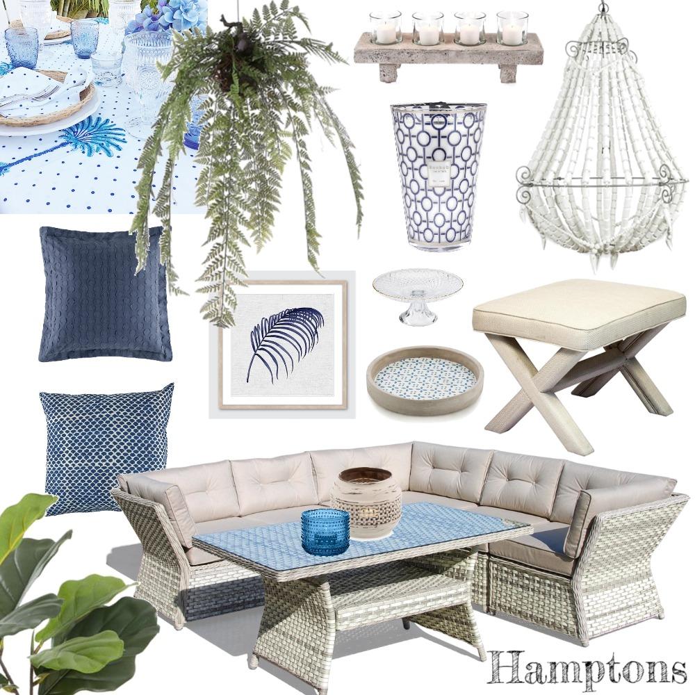 Hamptons Interior Design Mood Board by bindeebel on Style Sourcebook
