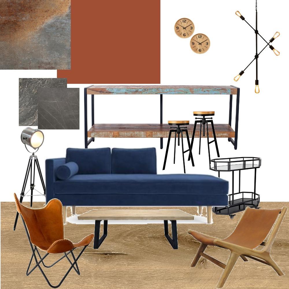 loft Interior Design Mood Board by feckla on Style Sourcebook