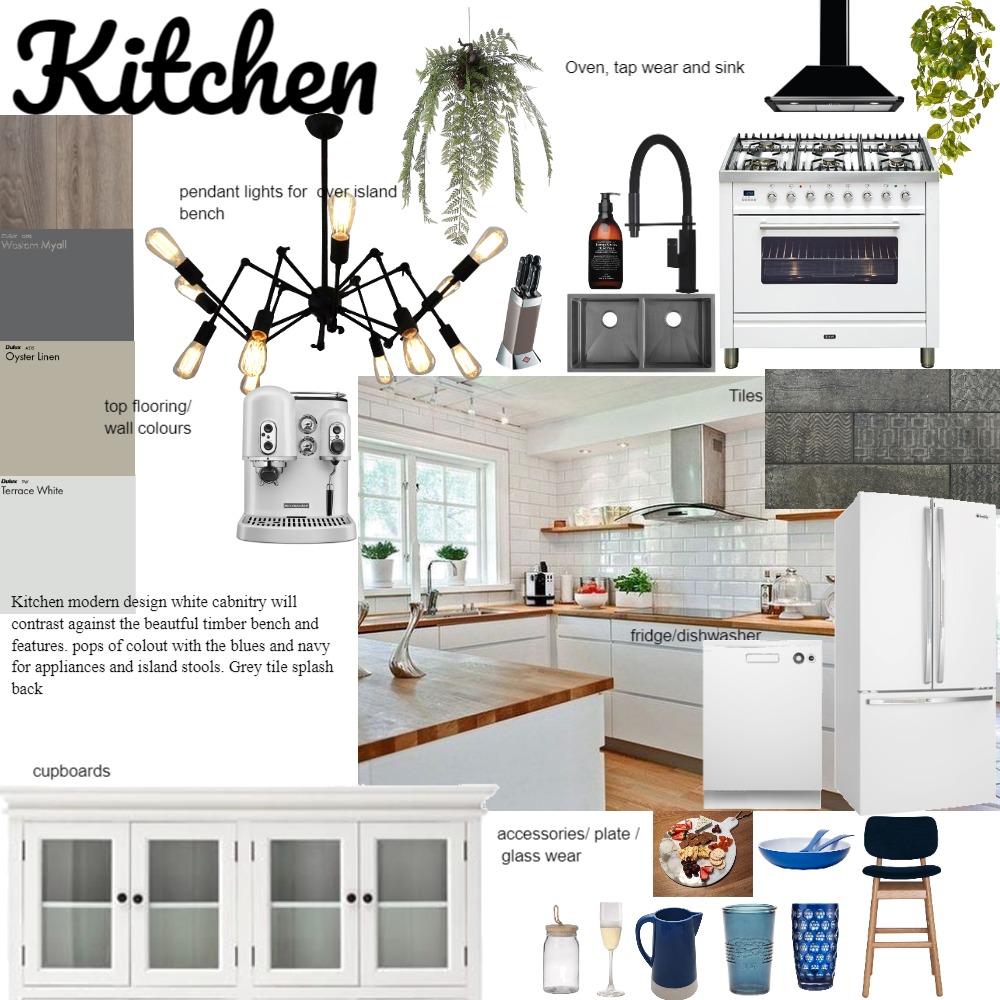 kitchen Interior Design Mood Board by jenniferblake on Style Sourcebook