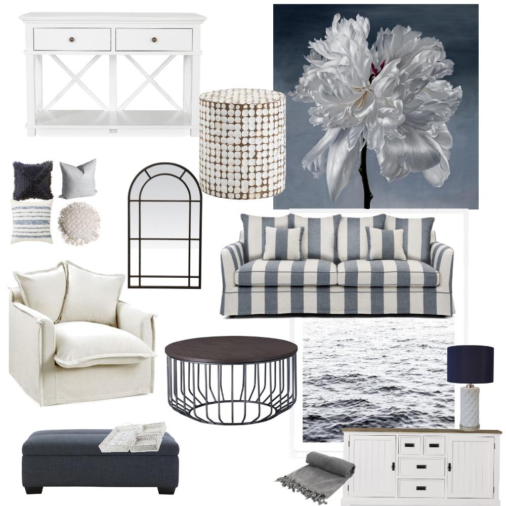 hamptons Interior Design Mood Board by oohhoo on Style Sourcebook