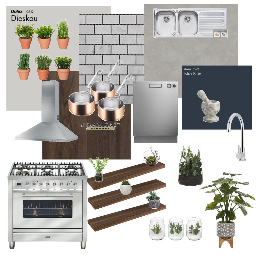 Kitchen Interior Design Mood Board by kelseawall on Style Sourcebook