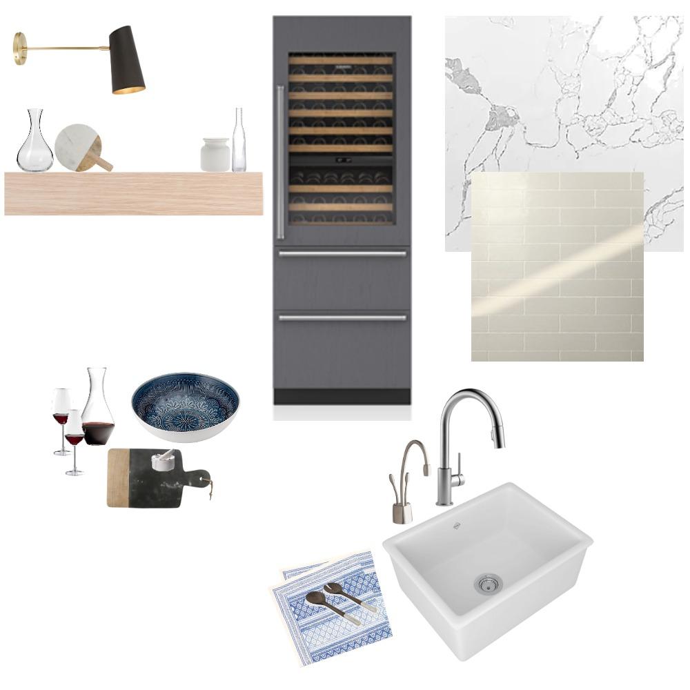 Davison Back Pantry Interior Design Mood Board by Payton on Style Sourcebook