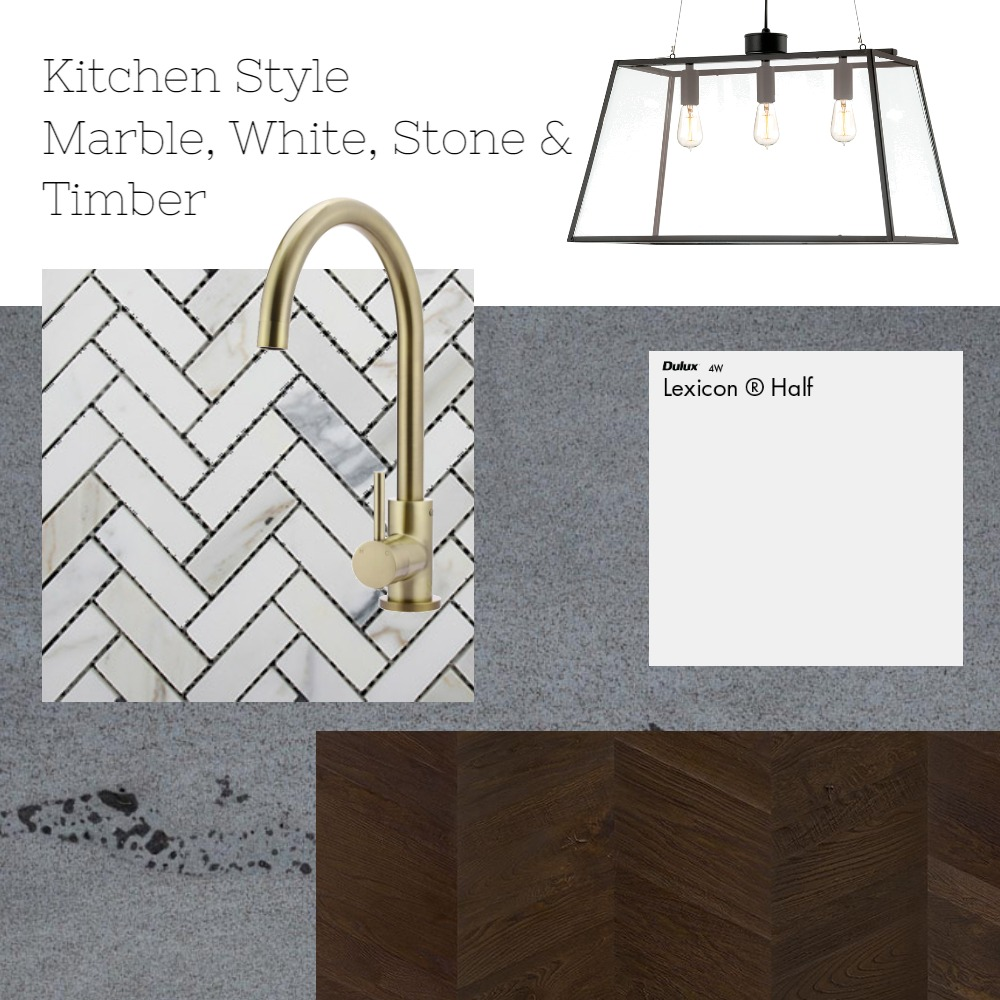 Kitchen Style A Interior Design Mood Board by Covet Place on Style Sourcebook