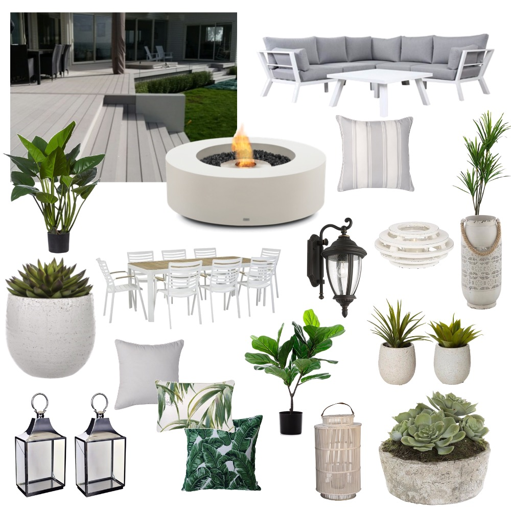 Herne Hill Outdoor Reno Interior Design Mood Board by JodiDunn on Style Sourcebook