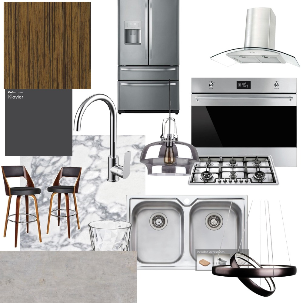 Kitchen Interior Design Mood Board by gaynoremcarthur on Style Sourcebook