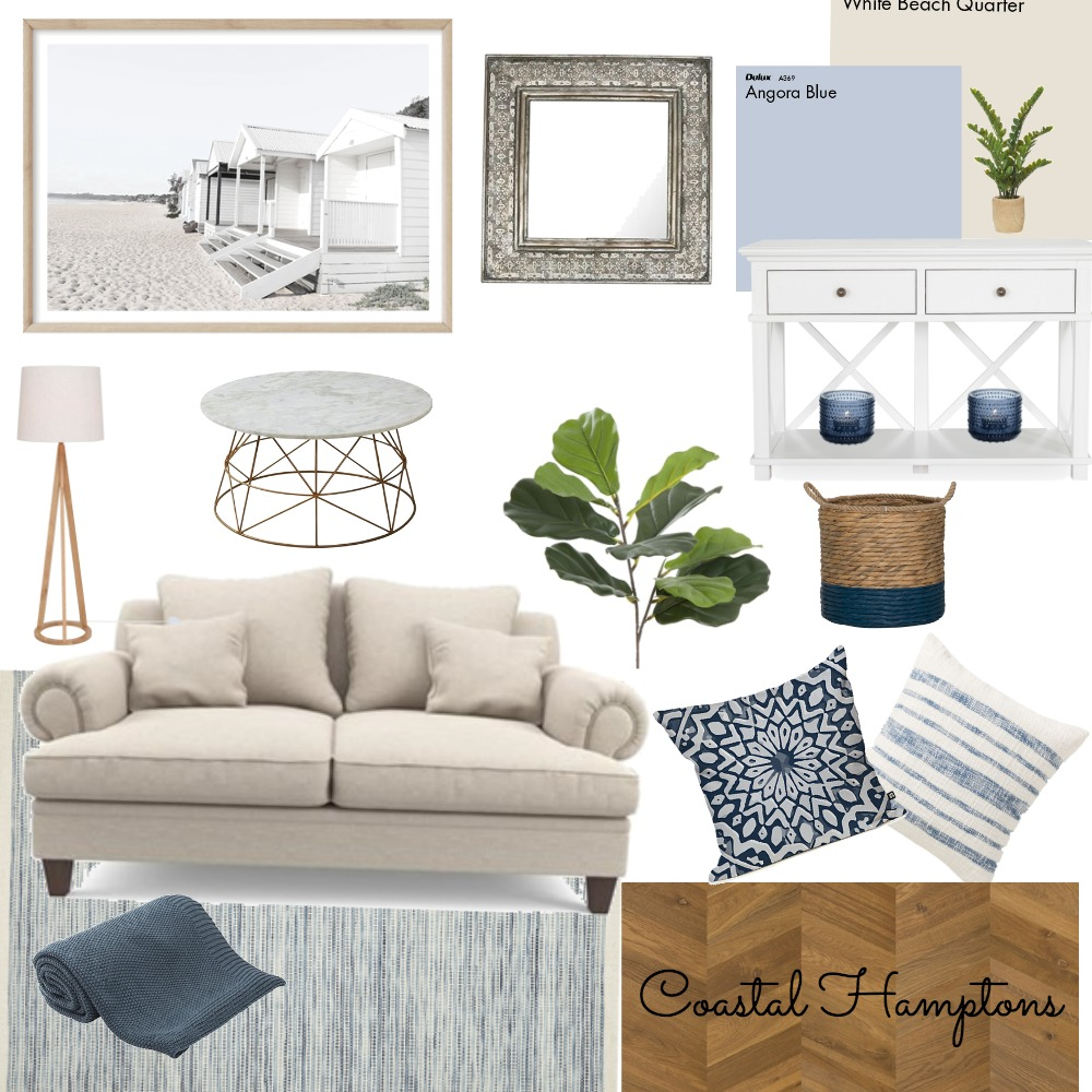 Hampton Living Room Interior Design Mood Board by ame_11 on Style Sourcebook