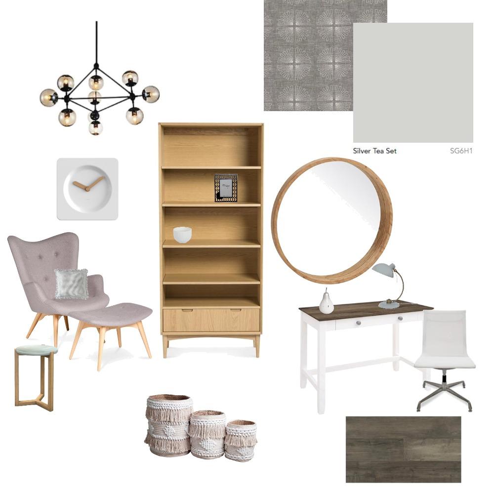 Study Interior Design Mood Board by Meyer Studio Designs on Style Sourcebook