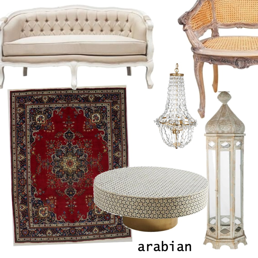 Arab Interior Design Mood Board by jaydtelo on Style Sourcebook