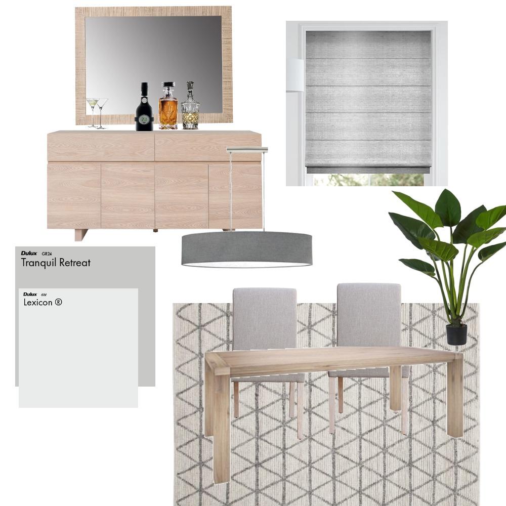 Dining Interior Design Mood Board by Melinda on Style Sourcebook