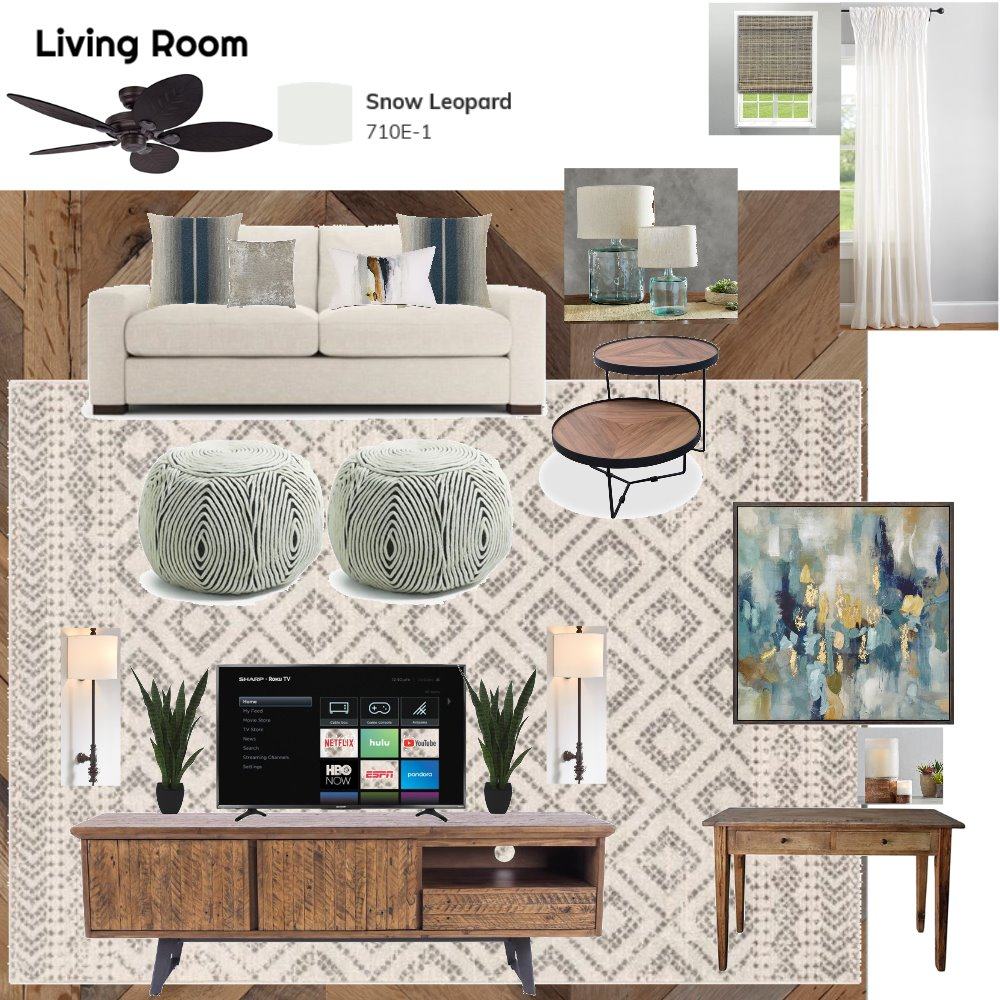 Living room Interior Design Mood Board by mercy4me on Style Sourcebook