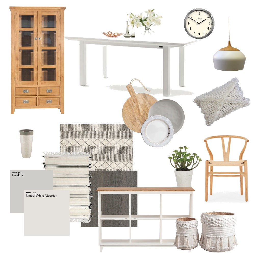 Classic, stylish, neutral Interior Design Mood Board by Dadi on Style Sourcebook
