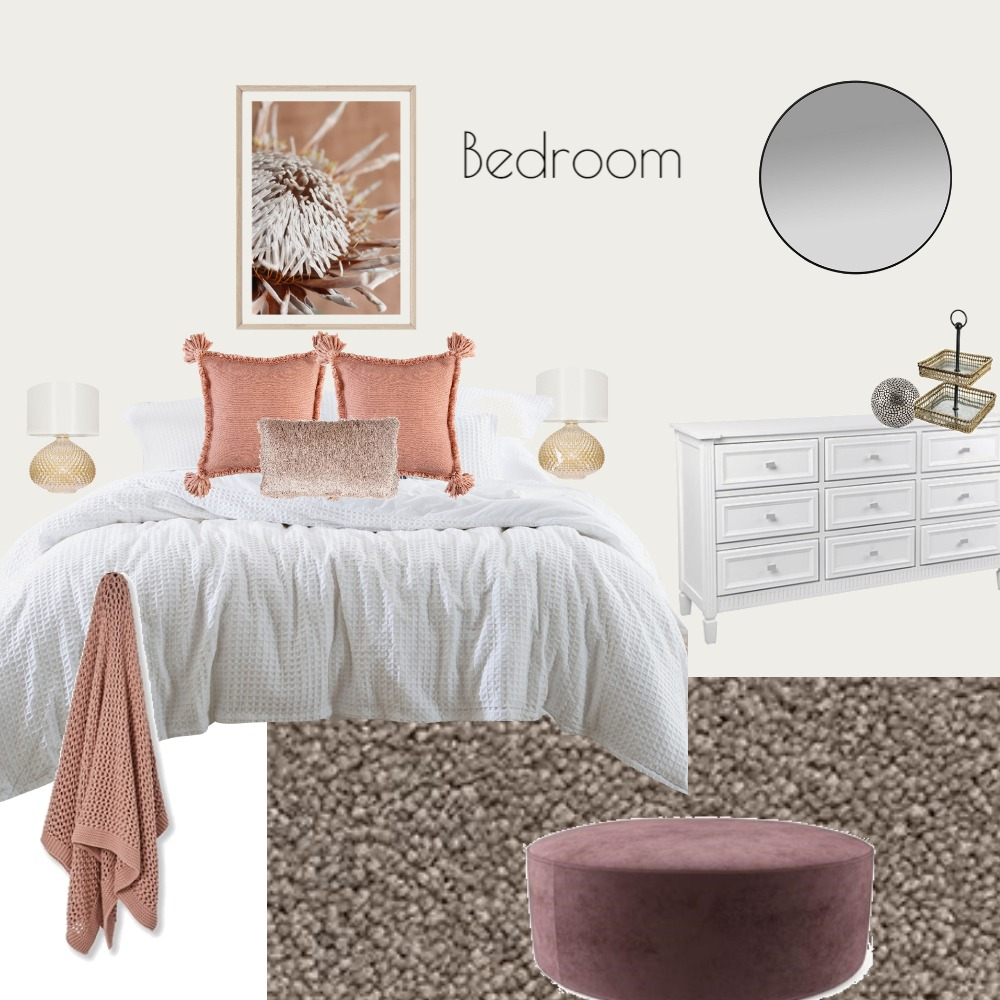 Maya bedroom Interior Design Mood Board by RebeccaW on Style Sourcebook