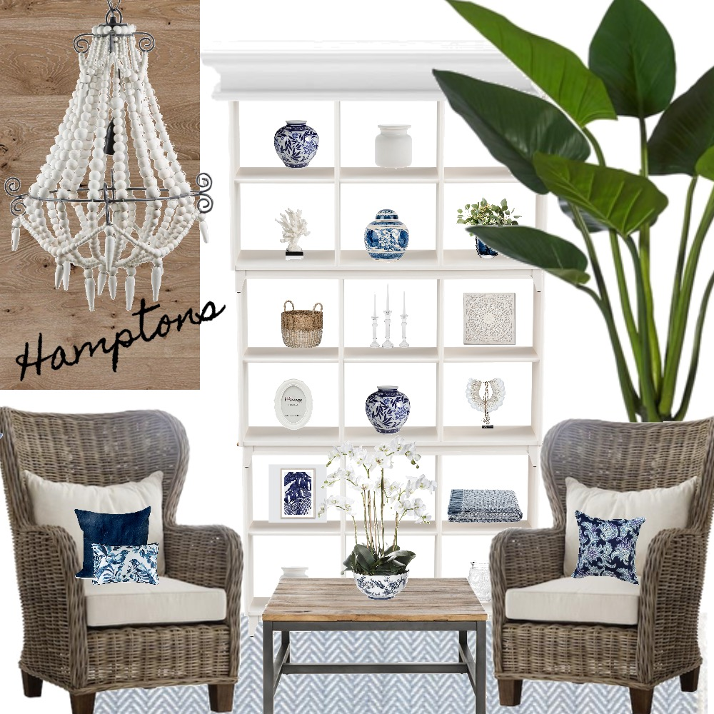hampton style  room Interior Design Mood Board by mazzziie123 on Style Sourcebook