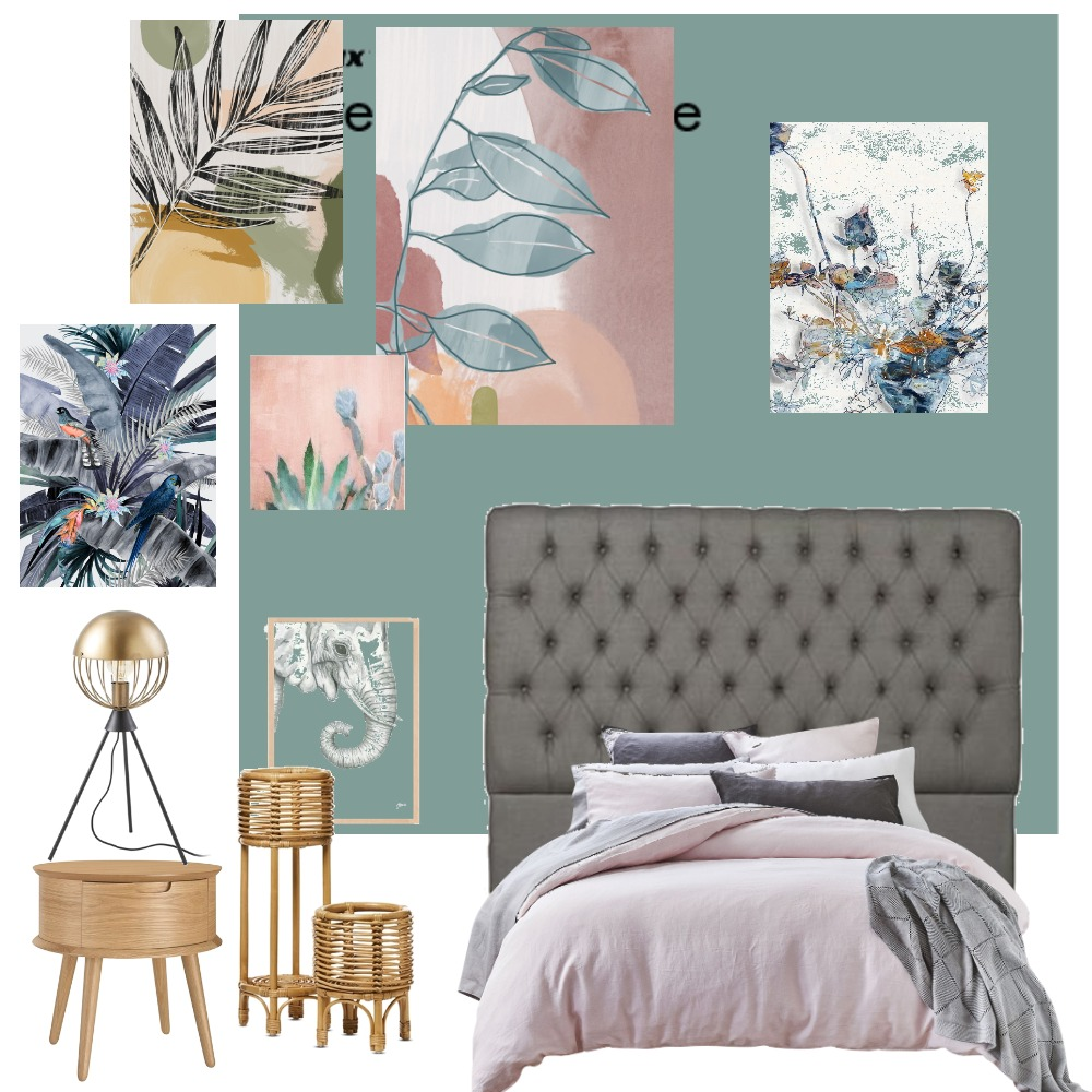 Bedroom Interior Design Mood Board by JaneD on Style Sourcebook