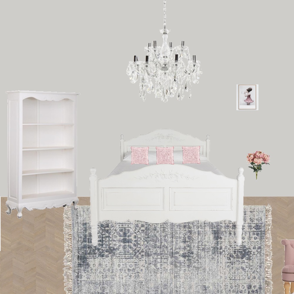 princess room Interior Design Mood Board by mazzziie123 on Style Sourcebook