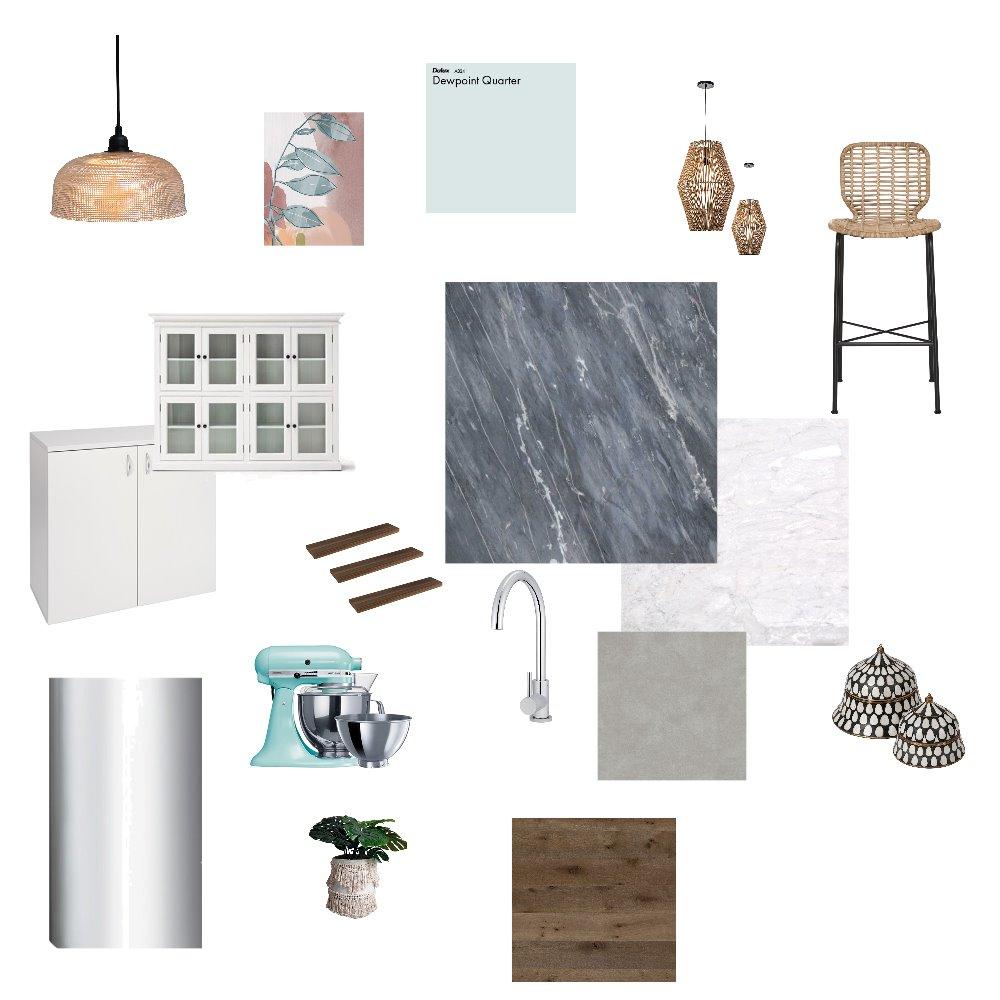 Coastal - Kitchen Interior Design Mood Board by JudyIDI on Style Sourcebook