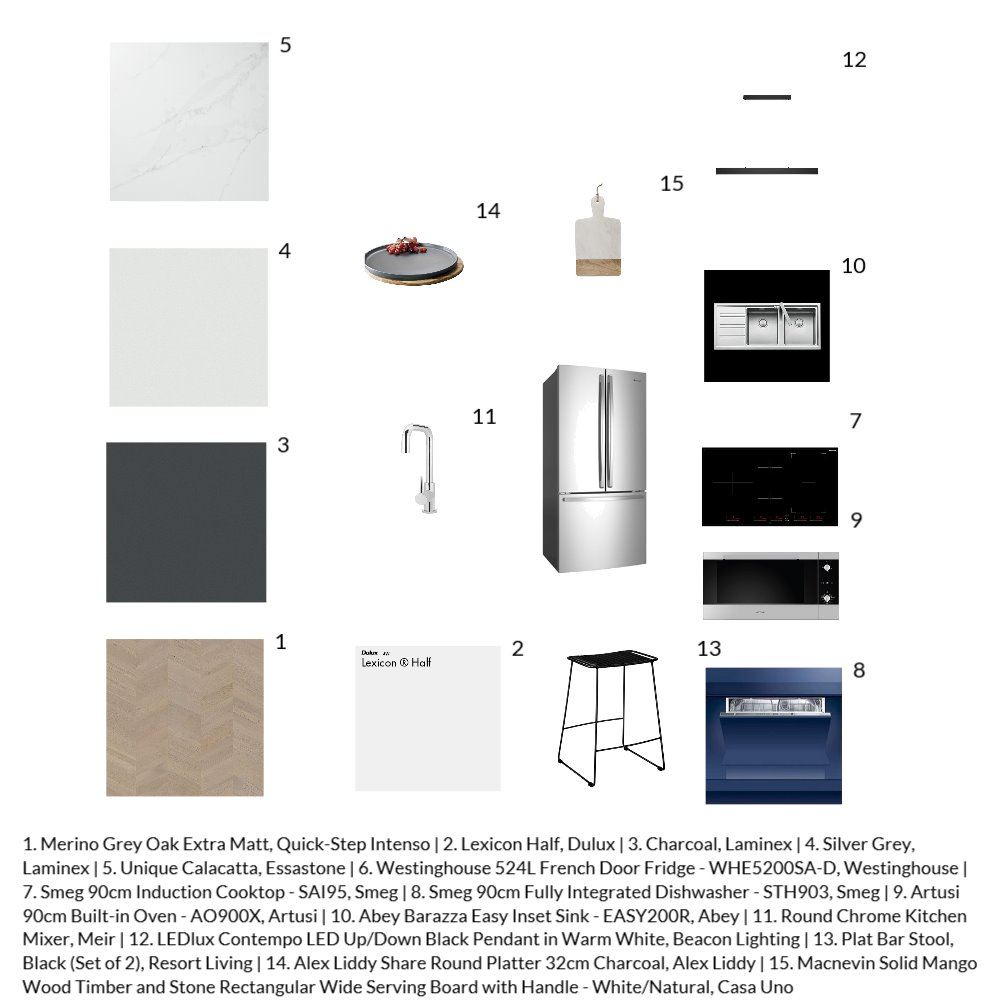 kitchen Interior Design Mood Board by Julieevely on Style Sourcebook