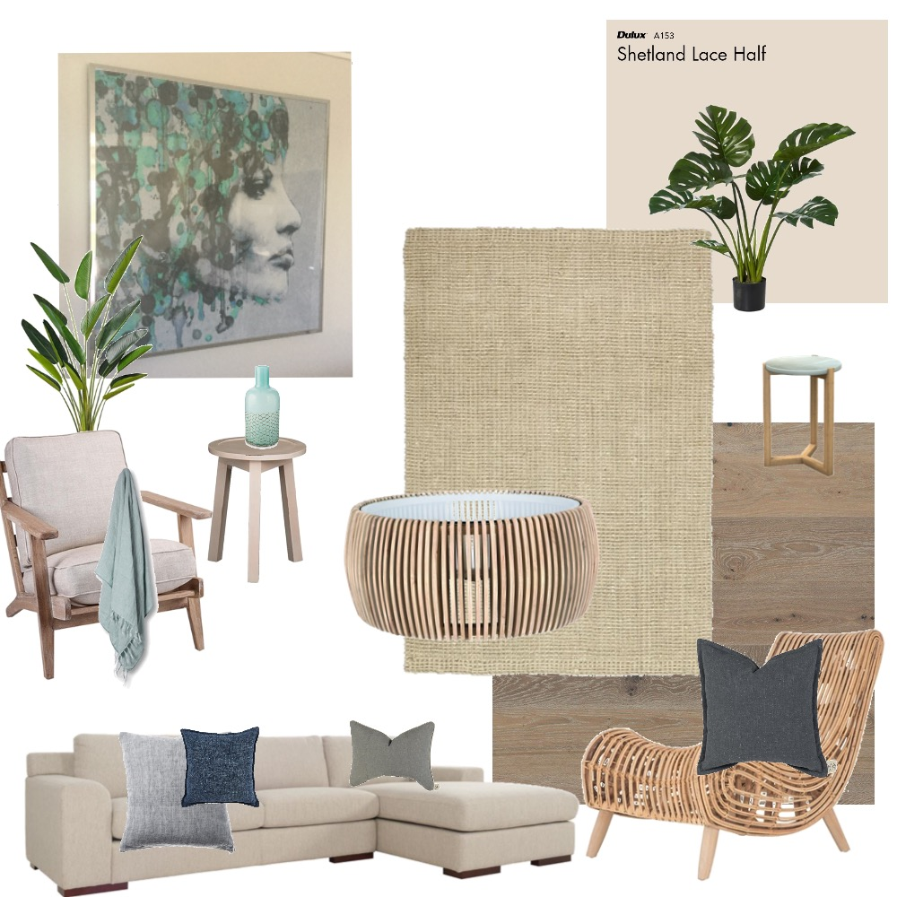 Lounge room Interior Design Mood Board by HighGardenJo on Style Sourcebook