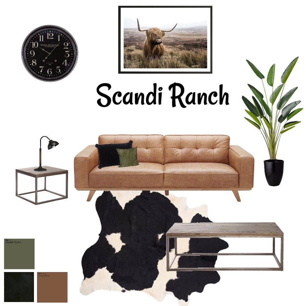 scandi ranch Interior Design Mood Board by imogenmanning on Style Sourcebook