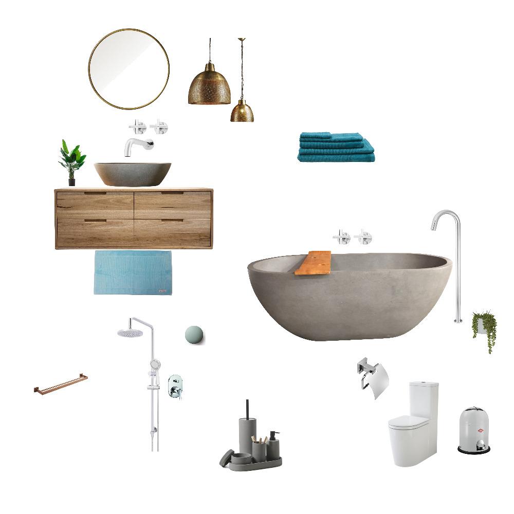 bathroom board Interior Design Mood Board by josephine on Style Sourcebook