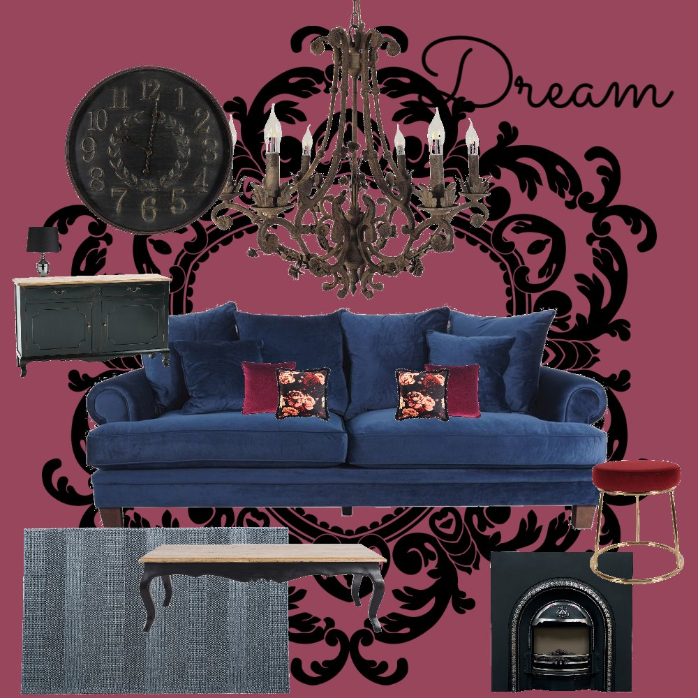 Dream of Scarlett Interior Design Mood Board by Janet on Style Sourcebook