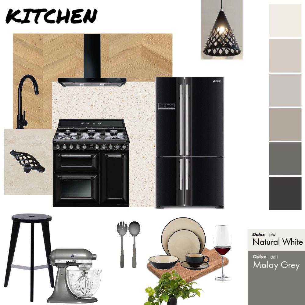 IDI Kitchen Interior Design Mood Board by sophieandrews on Style Sourcebook