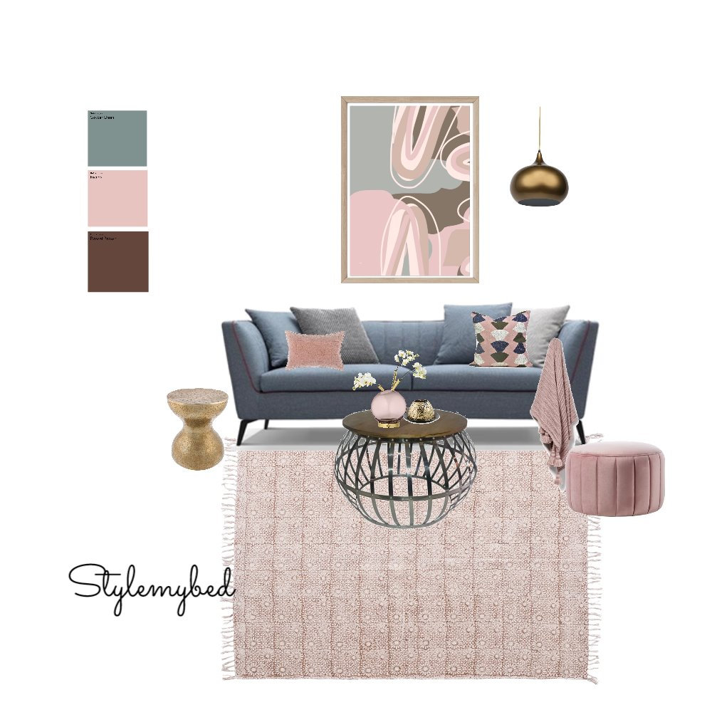 Beccaartdesigns Interior Design Mood Board by stylemybed on Style Sourcebook