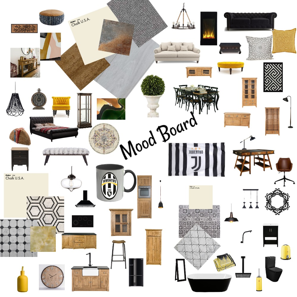 1 Mood Board MIHNEA Interior Design Mood Board by ancasebok on Style Sourcebook