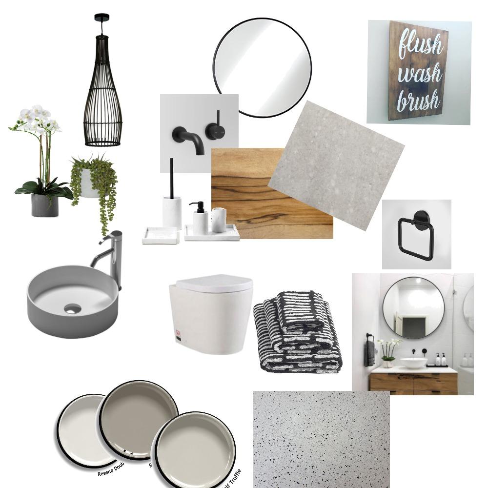 Mood Board Bathroom Interior Design Mood Board by michelleflannagan on Style Sourcebook