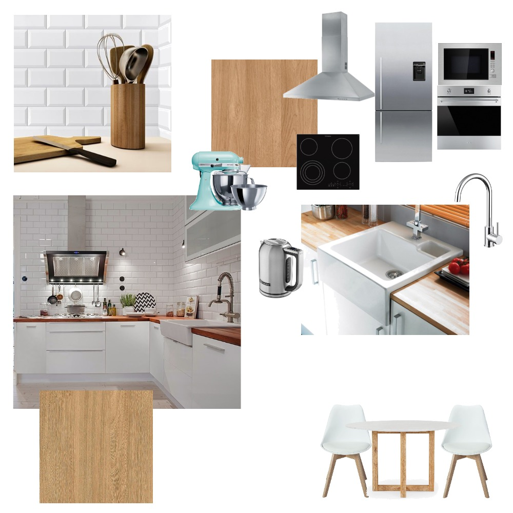 Cocina San Fco Interior Design Mood Board by Lara on Style Sourcebook