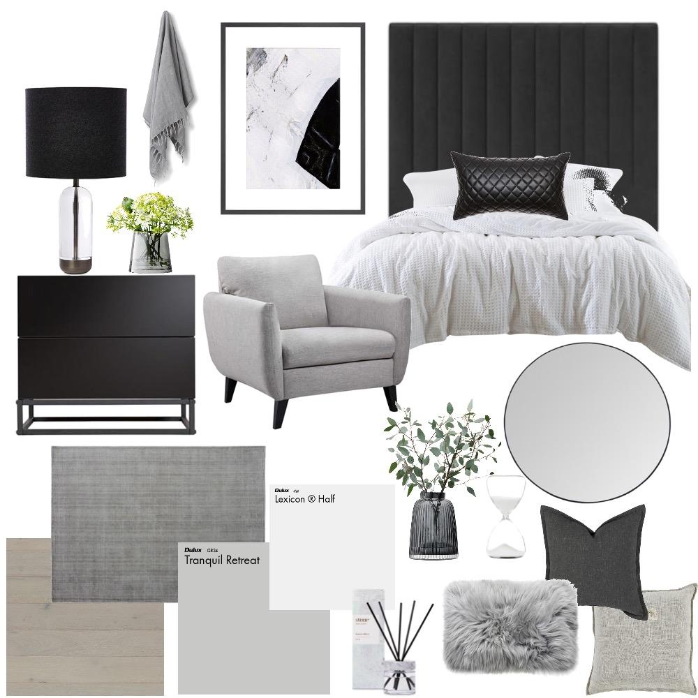 Cullen Bedroom Interior Design Mood Board By Image Interiors And Design Style Sourcebook