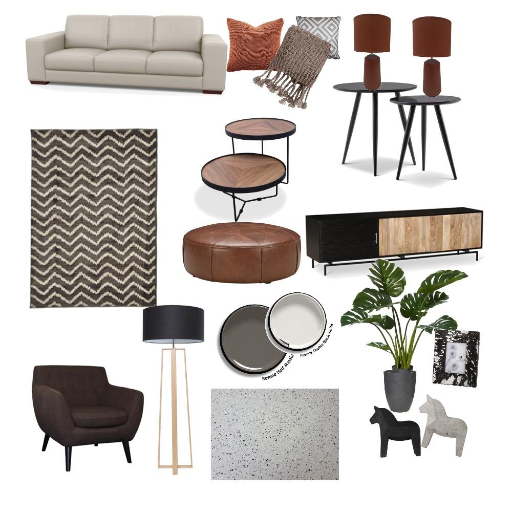 Mood Board Living Area Interior Design Mood Board by michelleflannagan on Style Sourcebook