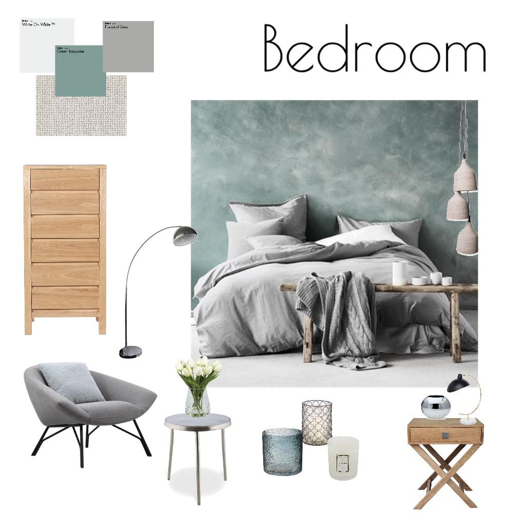 Mod Dezign Bedroom Interior Design Mood Board by MODDEZIGN on Style Sourcebook