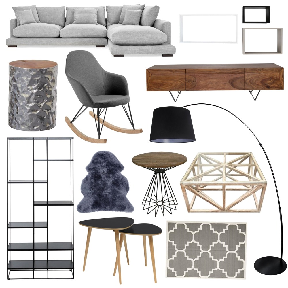 living scandi Interior Design Mood Board by CourtneyDedekind on Style Sourcebook