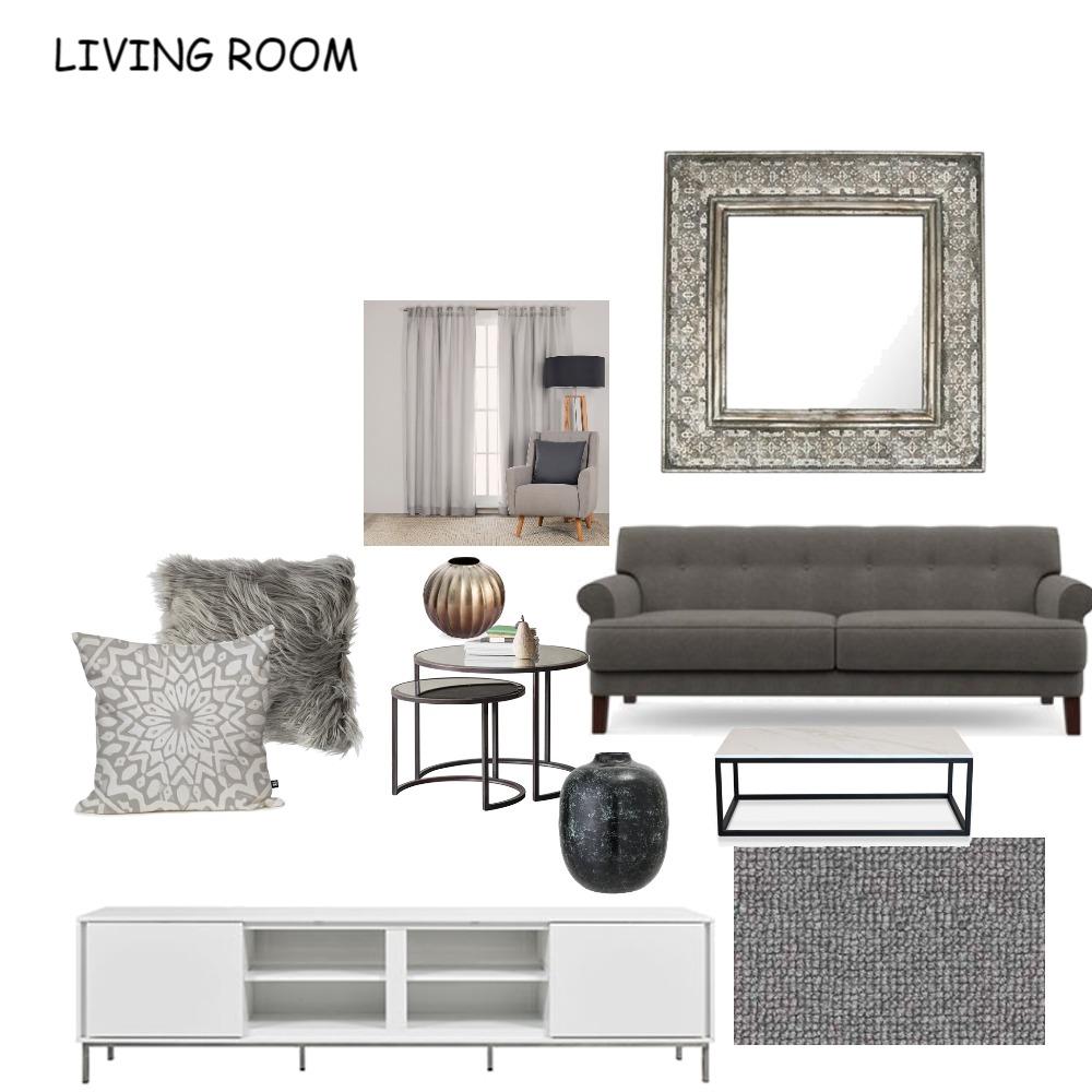 LIVING ROOM Interior Design Mood Board by Spaceraga on Style Sourcebook
